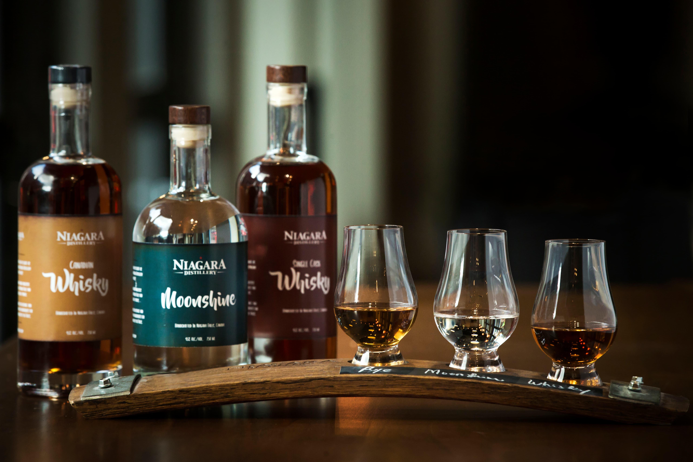 Distillery Bottles