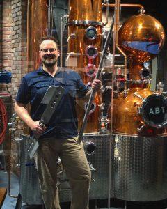 Niagara Distillery Head Distiller